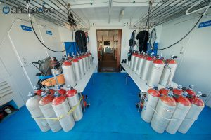 Sirolodive Phuket Diving Vessel