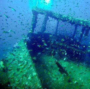King Cruiser Wreck Sirolodive Phuket