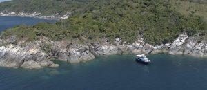 Racha Yai Dive Spot, Sirolodive Phuket