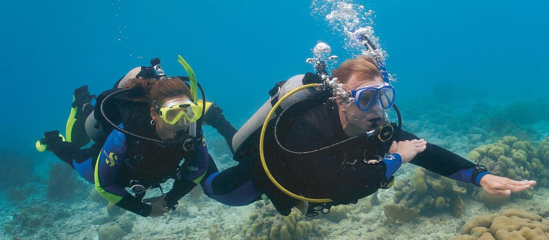 Underwater Navigator Course Sirolodive