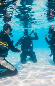 Sirolodive Open Water Course