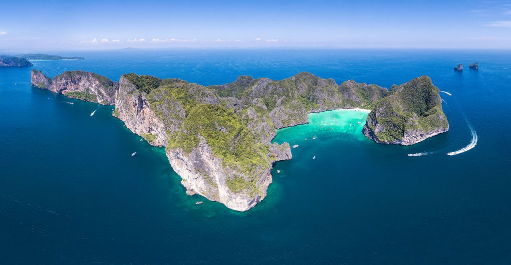 Phi Phi Islands Scuba Diving Sirolodive.com