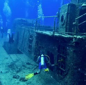 Wreck Diving Sirolodive Phuket